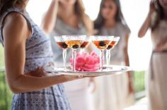 10 Delicious Signature Cocktail Recipes For Your Summer Wedding