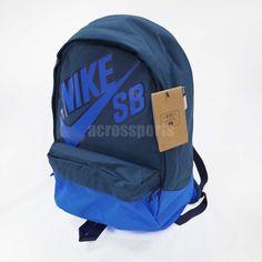 Nike SB Piedmont Navy Blue Backpack Skateboarding Style Sport Bag  http   www. 2f5f398ff88ad