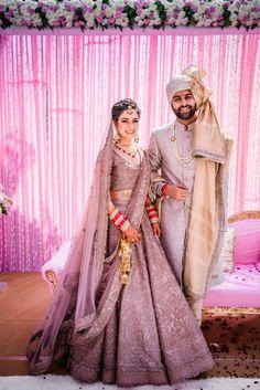 Vandya & Arjun (Delhi) (Real Wedding)