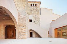 Bammp Arquitectes i Associats, José Hevia · Can Fargues Music School