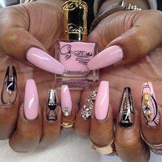 Pale Barbie Pink