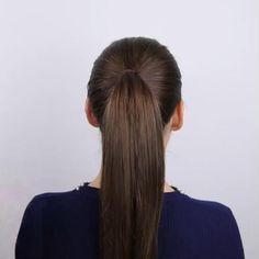 Pretty Braided Hairstyles, Bun Hairstyles For Long Hair, Wedding Hairstyles, Step Hairstyle, Hairstyles Videos, Hair Up Styles, Medium Hair Styles, Hair Style Vedio, Hair Videos
