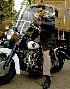ELVIS Elvis Today, King Baby, Baggers, Choppers, January 8, July 15, Rock And Roll, Motorcycle Style, Women Motorcycle