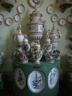 Porcelain Cabinet by MisterPeter!, via Flickr