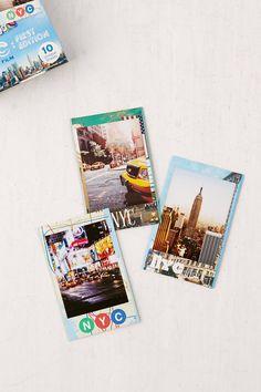Slide View: 1: Fujifilm Instax Mini NYC Film