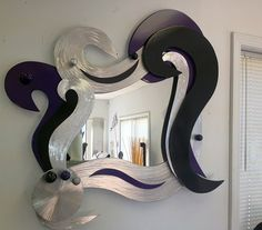 Contemporary Art & Sculptures by Tony Viscardi.  See more at www.viscardidesigns.com