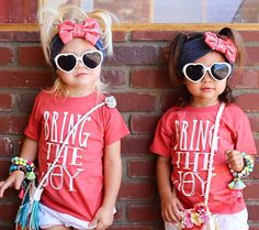 Everleigh Soutas and Ava Foley may only be two and a half years old, but they've got more Instagram followers than most of us could ever hope to have. Description from uk.news.yahoo.com. I searched for this on bing.com/images