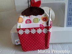 MaGu Presentes - Porta Recado CupCake