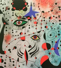 Good Night Dreams ❤️ #Man that sees the sea #stars #blue #energy #magic#dreams #mallorca#Miro#art