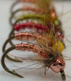 Brassed Off by Dave Wiltshire | Hatches Fly Tying Magazine