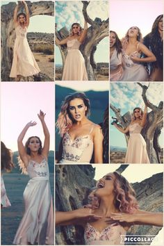 Perrie's dress in Shout Out To My Ex music video