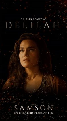 #SamsonMovie tickets now on sale! Hits theaters Feb.16! http://tickets.samson.movie/  . . . . #BibleMovie #Movie #MoviesToWatch #SamsonAndDelilah #Actress #Film