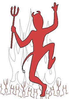 sant antoni i dimoni dibuix - Buscar con Google
