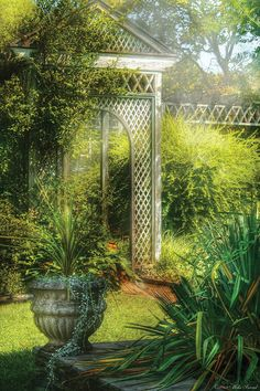 Garden Gateway - Mike Savad