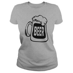 BEER MUG. Funny Clever Beer Drinking Quotes Sayings T-Shirts Hoodies Tees Tank Tops Gifts.