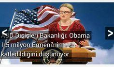 ABD BAŞKANI OBAMA TÜRKLERİN SOYKIRIMCI OLDUĞUNU DÜŞÜNÜYORMUŞ Sorun değil.  Bütün Türk Milleti ve hatta tüm dünya da ABD'nin KATİL, SOYKIRIMCI, TERÖRİST, HIRSIZ, SÖMÜRÜCÜ, EMPERYALİST, TALANCI, ASALAK, ALÇAK bir ülke olduğunu düşünüyor ve biliyor. https://www.facebook.com/gencturklerizbiz #gundem #siyaset #politika #haber #yeni #turk #obama #hırsız #emperyalist