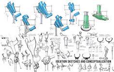 Fulcrum Modern Crutch by Arman Kirim