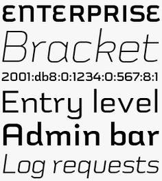 Schwager Sans font sample