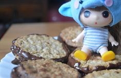 galettes suedoises Sugar Rush, Cookies Et Biscuits, Crepes, Scones, I Foods, Donuts, Nom Nom, Lunch Box, Pudding
