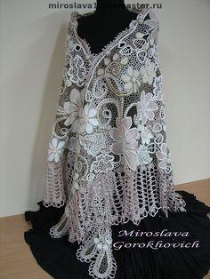 Outstanding Crochet: Crochet designer Miroslava Gorokhovich.