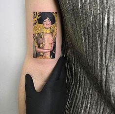 #tattoo#ink#klimt#klimttattoo