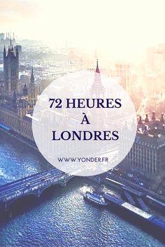72 heures à Londres / Yonder
