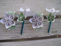 Wedding Paper Flower Package  Bouquets by PoshStudios on Etsy, $520.00