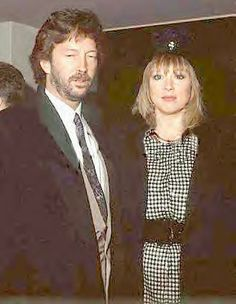 Pattie Boyd Eric Clapton Source Facebook