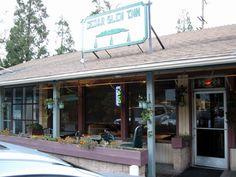 Cedar Glen Inn, Hook Creek Rd., Cedar Glen...locals hole in the wall cafe, good food, big portions