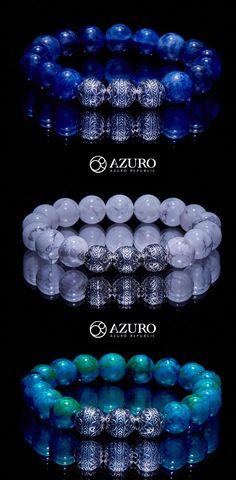 <Limited Stock> tailor-made Handcrafted Men's Bracelets. Unique Design. Impeccable Style. #men'sjewelry #jewelsformen #mensaccessories #mensbracelet #beadedbracelet #mensfashion