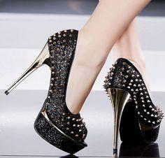 Bonitos zapatos de fiesta | Calzado femenino 2014