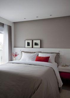 Decoração E Ideias   Casa E Jardim: Tons Neutros Definem Apartamento  Contemporâneo