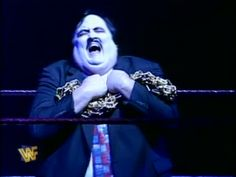 Love this picture of the late, great Paul Bearer Paul Bearer, Undertaker, Destruction, Wwe, Wrestling, Seasons, Pictures, House, Photos
