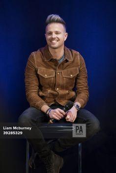 PA Media - powering storytelling on any platform Nicky Byrne, Shane Filan, My Man, Storytelling, Conference, Leather Jacket, My Love, Celebrities, Board