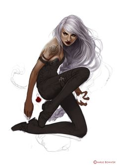 Manon [by charlie bowater]
