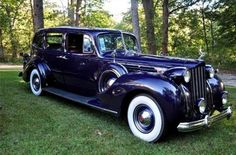 1939 Packard Limo