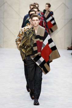 a667faa6b345 See all the Collection photos from Burberry Prorsum Autumn Winter 2014  Menswear now on British Vogue