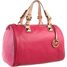 I gotta have a hot pink purse for spring/summer!  Doesn't have to be this exact one, but it does HAVE to be hot pink!