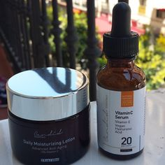 My secret #summer tools for #glowingskin!  #madridsun #skinprotector #vitaminc #beautyproducts #skincare #organic #naturalskincare #CandidEssentials