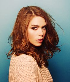 Billie Piper - This hair color is gorgeous!