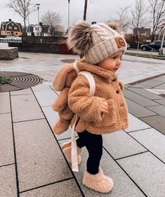 Pin by Isabelscheuermann on Baby Baby boy outfits Baby winter Winter baby clothes baby boy clothes isabelscheuermann outfits pin winter Fashion Kids, Baby Girl Fashion, Toddler Fashion, Toddler Outfits, Cute Kids Outfits, Fashion Clothes, Girl Clothing, Mom And Baby Outfits, Fashion Fashion