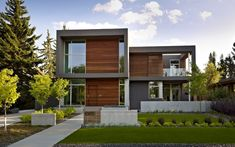 SD House  Contemporary  Rendering  edmonton  by
