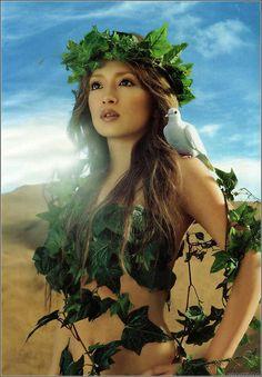 Ayumi Hamasaki - all around fantastic style for my second favorite J Pop star