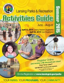 City of Lansing | Parks and Recreation Department I #LoveLansing Summers @greaterlansing