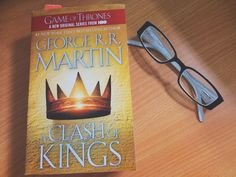 New read. A Clash of Kings.