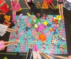 Stars Of Barbie: Festa Infantil!