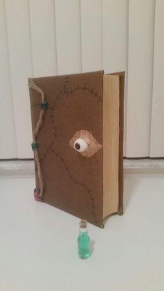 Spell Book & Potion Craftsbymeli@gmail.com