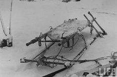 Russian-Finnish War 1939-1940  – the Winter War. Life Magazine