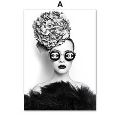 (1) Glasses Fashion Girl Handbag Brand Wall Art Bedroom Canvas, Canvas Wall Art, Canvas Prints, Art Prints, Spray Paint Colors, Spray Painting, Cheap Paintings, Decorating With Pictures, Fashion Wall Art