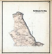 Niskayuna Historical Maps Capital Region New York